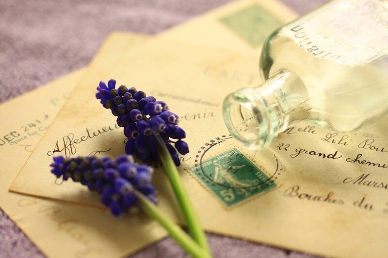 手紙と小瓶